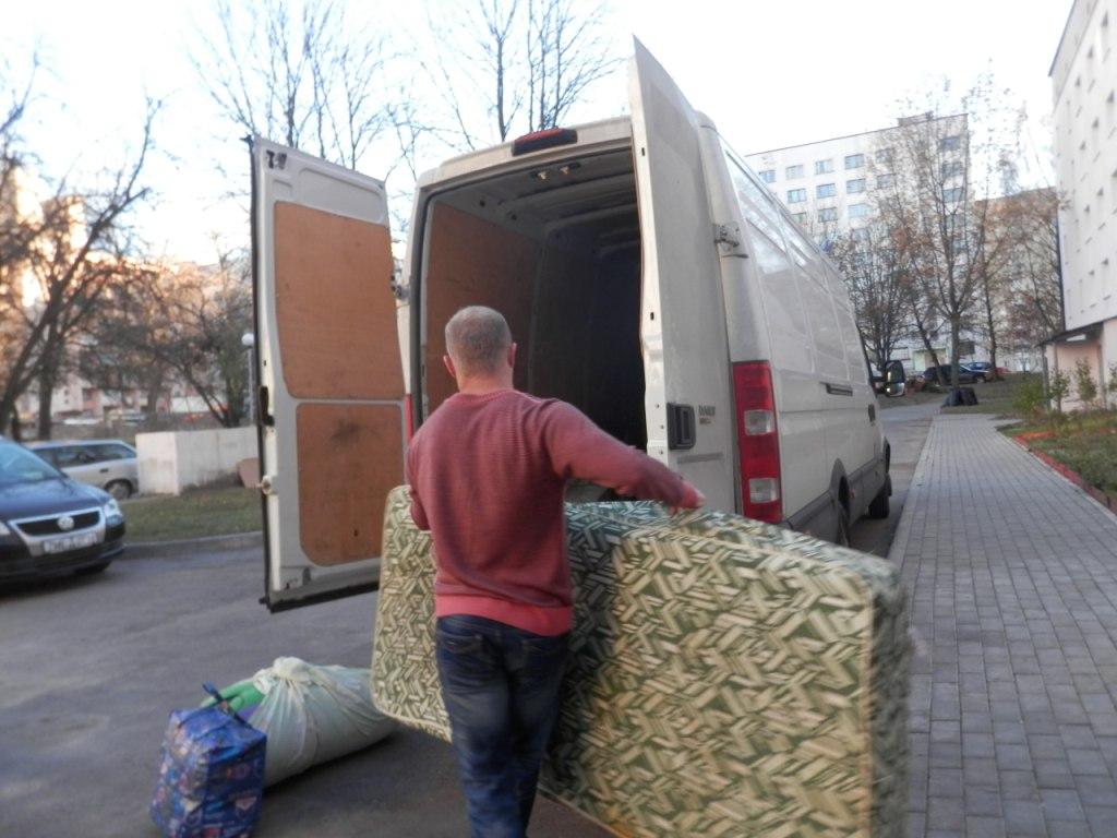 квартирный переезд Минск