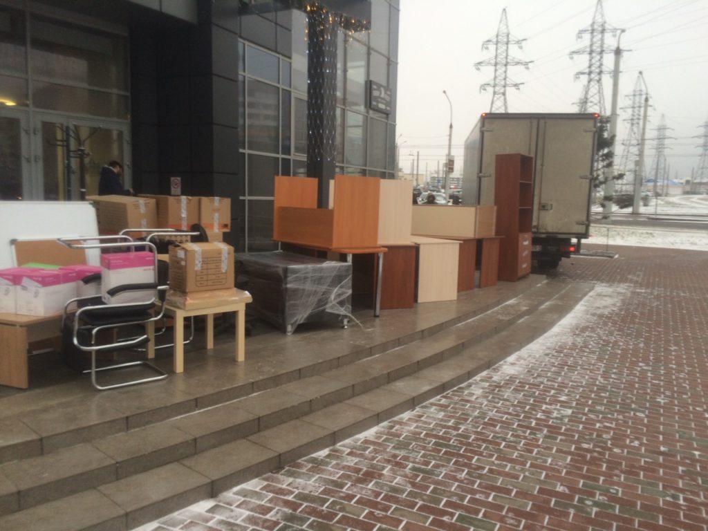 квартирный переезд в Минске
